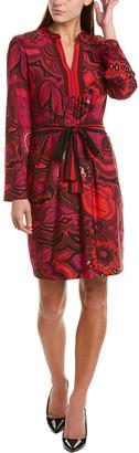 Trina Turk Joni 2 Shift Dress
