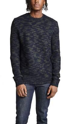 Woolrich Printed Yarn Sweater