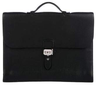 Hermes Ardennes Sac a Depeches 38 Briefcase