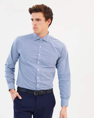 Van Heusen Euro Fit Micro-Check Shirt