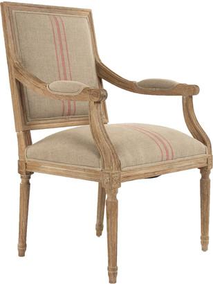 Zentique Louis Arm Chair
