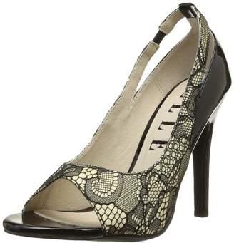 Elle Women's Bolero Court Shoes 5