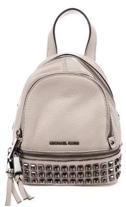 Michael Kors Rhea Studded Backpack