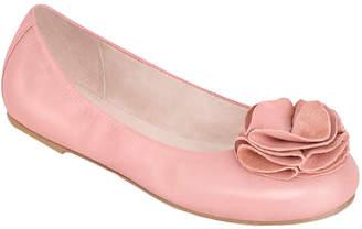Bloch Girls' Zoe Leather Flat