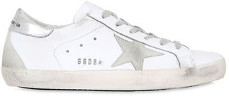 20mm Super Star Leather Sneakers $460 thestylecure.com