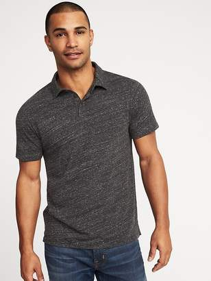 Old Navy Soft-Washed Slub-Knit Polo for Men