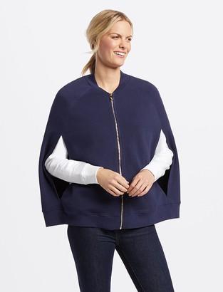 Draper James Knit Sweater Cape