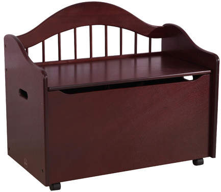 KidKraft Limited Edition Toy Box in Cherry