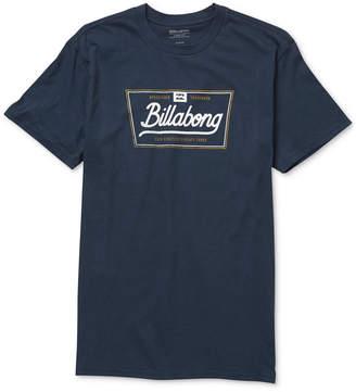 Billabong Men's Hardware Graphic T-Shirt