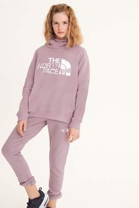 The North Face Girls Youth Fleece Joggers - Purple