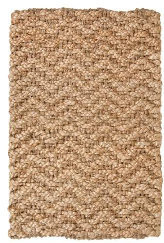 Villa Home Collection Herringbone Handwoven Rug