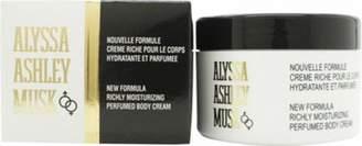 Alyssa Ashley Musk Body Cream 250mL For Women