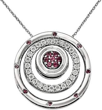 """Simply Stacks Birthstone Stackable Pendants w/18"""" Chain"""