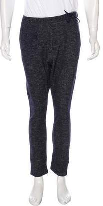 Barena Venezia Wool-Blend Mélange Pants