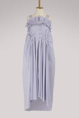 Carven Cotton midi dress