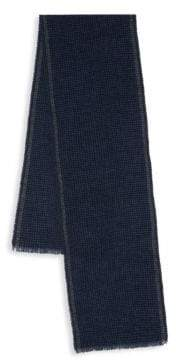 Saks Fifth Avenue Classic Textured Scarf
