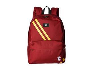 Vans X Harry Potter Backpack Collection (Gryffindor