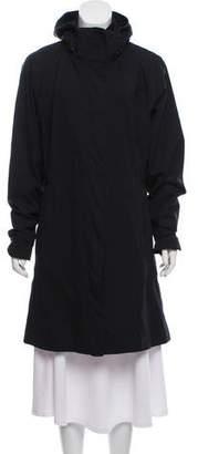 Marmot Hooded Nylon Jacket