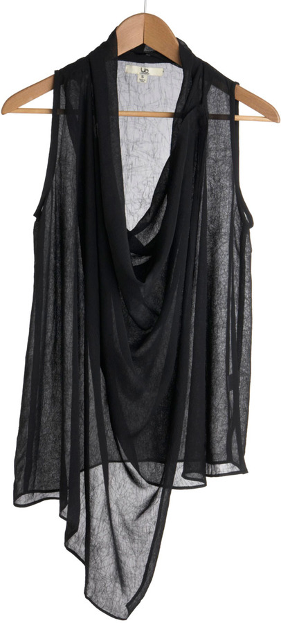 Life's Drape Mysteries Top