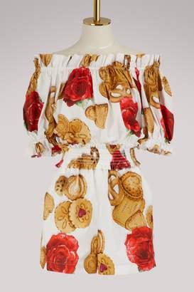 Dolce & Gabbana Biscotti jumpsuit