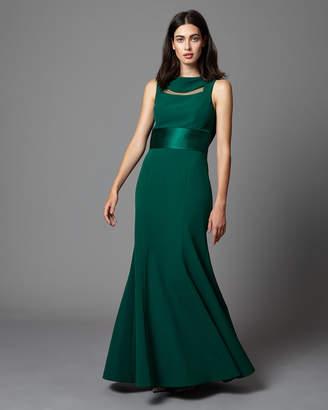 Phase Eight Alyssa Corded Fishtail Dress