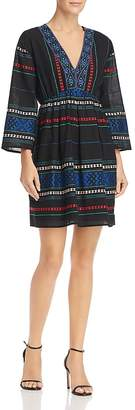Joie Shada Embroidered Dress