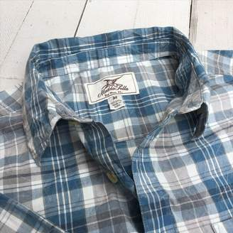 Madda Fella The Crush Plaid Poplin Shirt