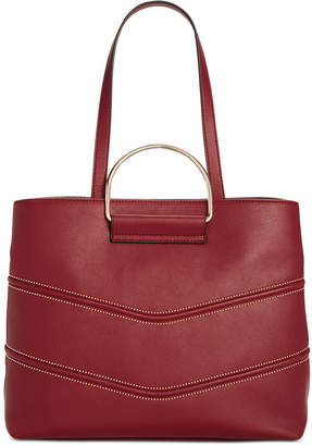 INC International Concepts I.N.C. Krissty Top-Handle Tote, Created for Macy's