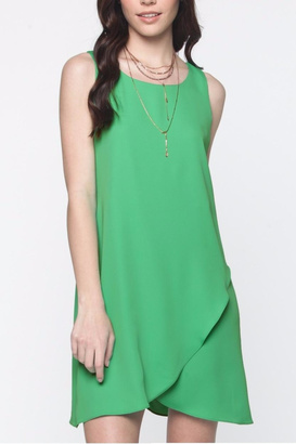 Everly Simple Shift Dress $48 thestylecure.com