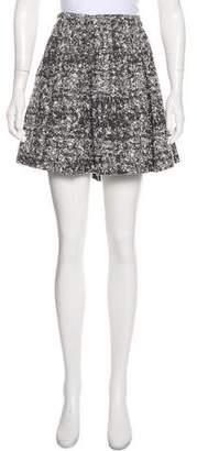 Proenza Schouler Bouclé Mini Skirt