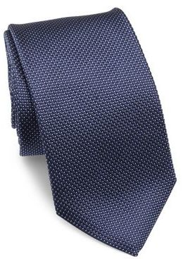 Hugo BossHUGO BOSS Textured Silk Tie