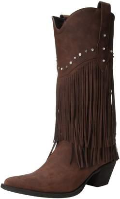 Roper Women's Fringe and Stud Western Boot