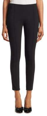 Valentino Skinny Wool Stretch Pants