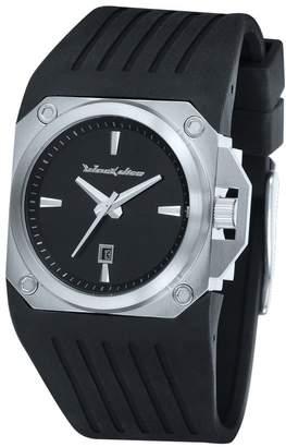 Black Dice Men's BD039-01 The Don Fashion Analog Watch