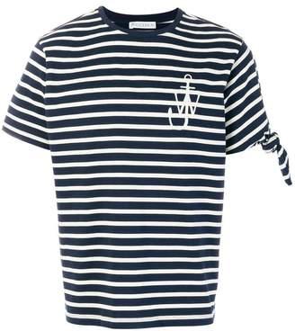 J.W.Anderson Breton Stripe Knot T-shirt