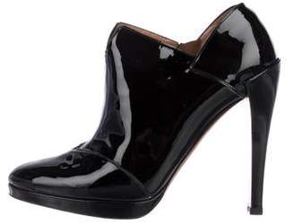 Alaia Patent Leather High Heel Pumps