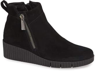 The Flexx Easy Does It Wedge Bootie