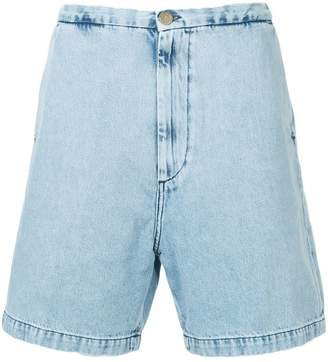 Covert basic denim shorts