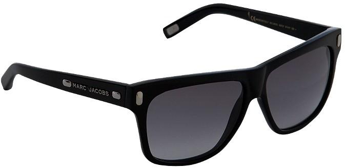 Marc Jacobs Oversized  wayfarer sunglasses