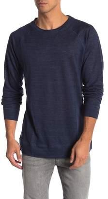 Saturdays NYC Kasu Pique Crewneck Sweater
