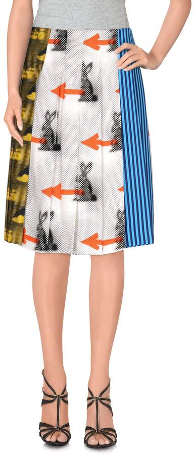 Prada Knee length skirts - Item 35307621