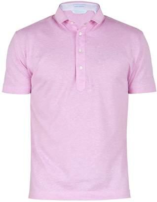 Coast Society - Scott Flamingo Polo Shirt