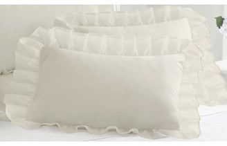 Levinsohn Ruffled Poplin Collection with Bed Skirts and Shams, sold separately