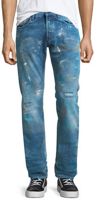 PRPS Liberation Distressed Slim-Fit Jeans