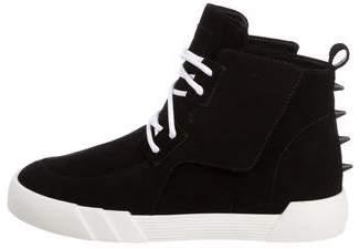 Giuseppe Zanotti Foxy London High-Top Sneakers w/ Tags