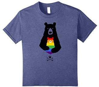 LGBT Mom Mama Bear LGBT Shirt Mothers Gift