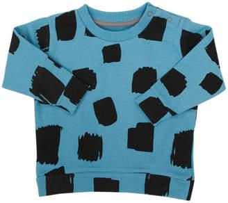 6 Sticks Square & Snap Sweatshirt