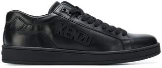 Kenzo low top logo sneakers