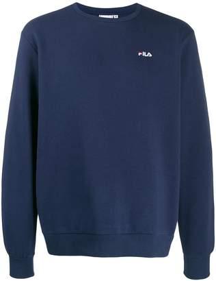 Fila embroidered logo sweater