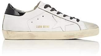 Golden Goose Women's Superstar Leather & Nubuck Sneakers